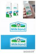 Logo # 326590 voor Redesign of the logo Milkiland. See the logo www.milkiland.nl wedstrijd