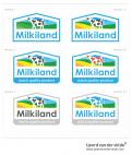 Logo # 327421 voor Redesign of the logo Milkiland. See the logo www.milkiland.nl wedstrijd