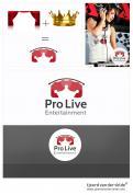 Logo # 362844 voor Ontwerp een fris & zakelijk logo voor PRO LIVE Entertainment wedstrijd