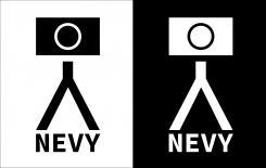 Logo # 1238749 voor Logo voor kwalitatief   luxe fotocamera statieven merk Nevy wedstrijd