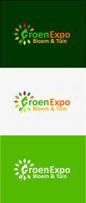 Logo # 1023384 voor vernieuwd logo Groenexpo Bloem   Tuin wedstrijd