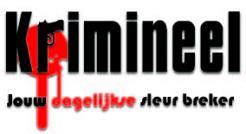 Logo # 534 voor Weblog 'Krimineel' jouw dagelijkse sleur breker - LOGO contest wedstrijd