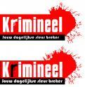 Logo # 583 voor Weblog 'Krimineel' jouw dagelijkse sleur breker - LOGO contest wedstrijd