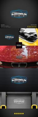 Logo # 1248372 voor Nick Bleekemolen wedstrijd