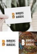 Logo # 1090061 voor Nieuw logo gezocht voor hamburger restaurant wedstrijd
