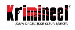 Logo # 532 voor Weblog 'Krimineel' jouw dagelijkse sleur breker - LOGO contest wedstrijd