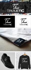 Logo  # 767066 für Truletic. Wort-(Bild)-Logo für Trainingsbekleidung & sportliche Streetwear. Stil: einzigartig, exklusiv, schlicht. Wettbewerb
