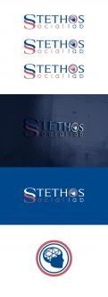 Logo design # 934281 for logo of the new company: Stethos Social Lab ( new subsidiary of Stethos Group) contest