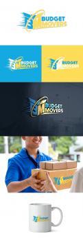 Logo # 1018757 voor Budget Movers wedstrijd