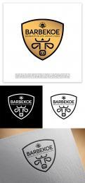 Logo # 1190014 voor Een logo voor een bedrijf dat black angus  barbecue  vleespakketten gaat verkopen wedstrijd