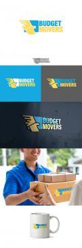 Logo # 1019480 voor Budget Movers wedstrijd