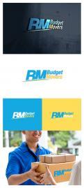 Logo # 1020710 voor Budget Movers wedstrijd