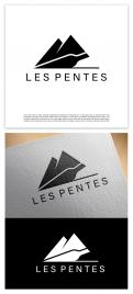 Logo design # 1187039 for Logo creation for french cider called  LES PENTES'  THE SLOPES in english  contest