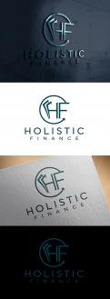 Logo design # 1130770 for LOGO for my company 'HOLISTIC FINANCE'     contest