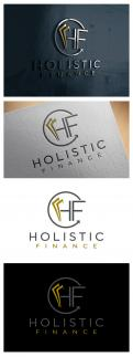 Logo design # 1130774 for LOGO for my company 'HOLISTIC FINANCE'     contest