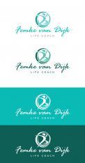 Logo # 966015 voor Logo voor Femke van Dijk  life coach wedstrijd