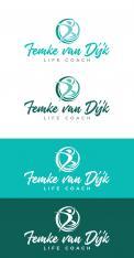 Logo # 966016 voor Logo voor Femke van Dijk  life coach wedstrijd