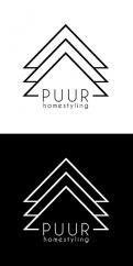 Logo # 927870 voor Logo online woonwinkel PUUR wedstrijd