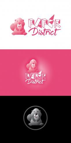 Logo # 691614 voor Ontwerp een hip en creatief logo voor creatieve jonge vrouwen webshop! wedstrijd
