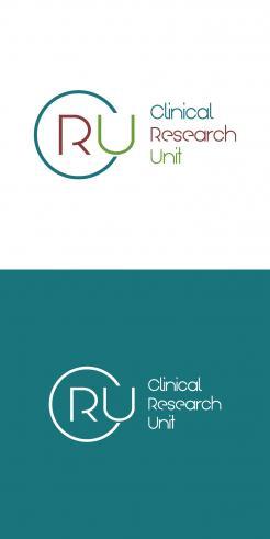 Logo # 610770 voor Ontwerp een zakelijk en rustig  logo voor de afdeling Clinical Research Unit (afkorting: CRU), een afdeling binnen het AMC; een groot academisch ziekenhuis in Amsterdam. wedstrijd