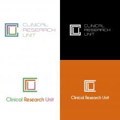 Logo # 610774 voor Ontwerp een zakelijk en rustig  logo voor de afdeling Clinical Research Unit (afkorting: CRU), een afdeling binnen het AMC; een groot academisch ziekenhuis in Amsterdam. wedstrijd