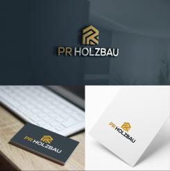Logo  # 1160637 für Logo fur das Holzbauunternehmen  PR Holzbau GmbH  Wettbewerb