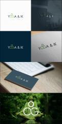 Logo # 1035747 voor Yoga & ik zoekt een logo waarin mensen zich herkennen en verbonden voelen wedstrijd