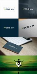 Logo # 1035762 voor Yoga & ik zoekt een logo waarin mensen zich herkennen en verbonden voelen wedstrijd