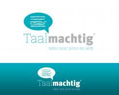Logo # 382544 voor Zakelijk maar creatief logo voor tekstbureau wedstrijd