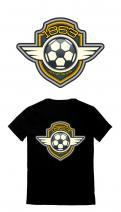 Logo # 1093951 voor Logo voor voetbal gerelateerd kleding merk wedstrijd