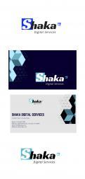 Logo design # 1075794 for Logo and stationary design for digital services company contest