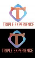 Logo design # 1137837 for Triple experience contest
