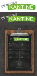 Logo design # 1154756 for Design a logo for vegan restaurant   catering 'De Nieuwe Kantine' contest