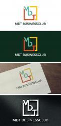 Logo # 1178744 voor MDT Businessclub wedstrijd