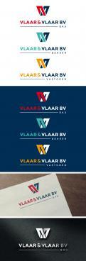 Logo # 1153766 voor Strak logo voor dienstverlenend bedrijf in de bouw wedstrijd