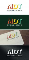 Logo # 1179661 voor MDT Businessclub wedstrijd