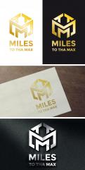Logo design # 1178469 for Miles to tha MAX! contest