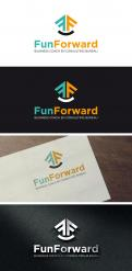 Logo design # 1187299 for Disign a logo for a business coach company FunForward contest