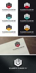 Logo # 1154906 voor Strak logo voor dienstverlenend bedrijf in de bouw wedstrijd