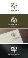 Logo  # 1160627 für Logo fur das Holzbauunternehmen  PR Holzbau GmbH  Wettbewerb