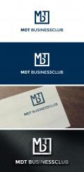 Logo # 1176680 voor MDT Businessclub wedstrijd