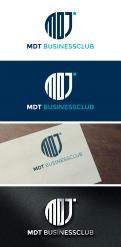 Logo # 1176681 voor MDT Businessclub wedstrijd