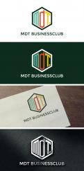 Logo # 1178996 voor MDT Businessclub wedstrijd