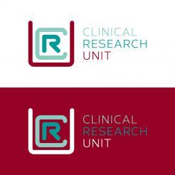 Logo # 610799 voor Ontwerp een zakelijk en rustig  logo voor de afdeling Clinical Research Unit (afkorting: CRU), een afdeling binnen het AMC; een groot academisch ziekenhuis in Amsterdam. wedstrijd