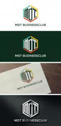 Logo # 1179513 voor MDT Businessclub wedstrijd