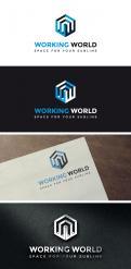 Logo # 1161169 voor Logo voor uitzendbureau Working World wedstrijd