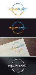 Logo # 1157764 voor Logo voor een website InternPlanet wedstrijd