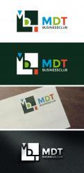 Logo # 1177633 voor MDT Businessclub wedstrijd