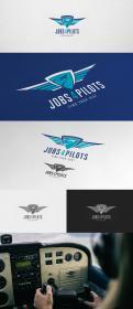 Logo design # 642678 for Jobs4pilots seeks logo contest
