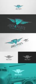 Logo design # 642990 for Jobs4pilots seeks logo contest